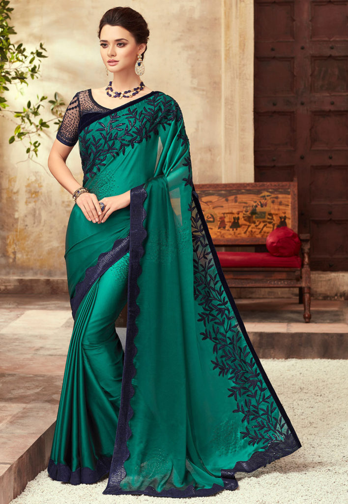 Party Wear Indian Dresses For Ladies
